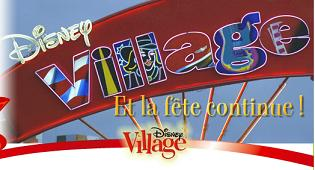 Disney village la fête continue