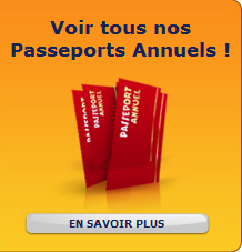 Passeports annuels